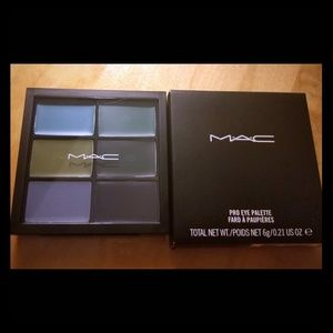 Mac Pro Eye Pallete:  The Bad Girl